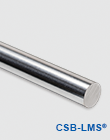 Precision steel shafts