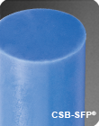 M80 Self-lubricating plastic rods
