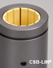 CSB-LIN® Plastic linear bearings