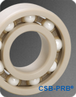 CSB-PRB® Plastic ball bearings